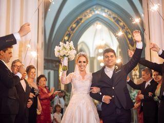 O casamento de Sofia e Gustavo