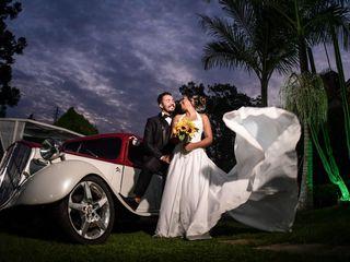 O casamento de Damaris e Gustavo
