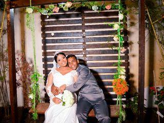 O casamento de Luana e Yago