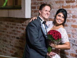 O casamento de Karine e Marcelo 1