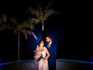O casamento de Sônia e Marcelo