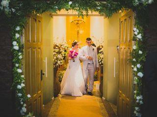 O casamento de Fabiana e Gil
