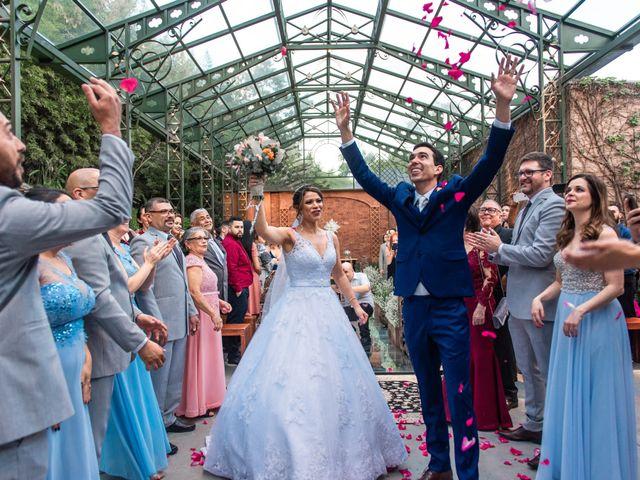 O casamento de Naty e Tiago