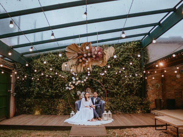 O casamento de Lucas e Juliana