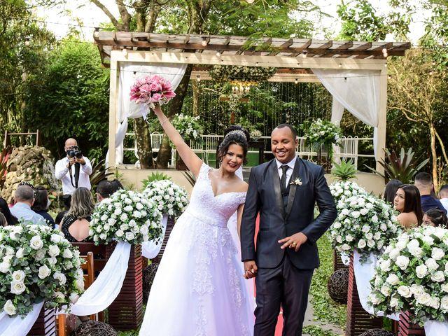 O casamento de Mirela e Rodrigo
