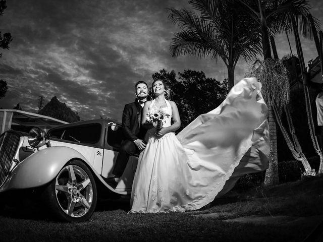 O casamento de Gustavo e Damaris em Santana de Parnaíba, São Paulo 1