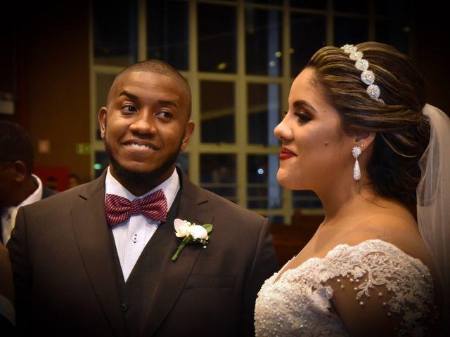 O casamento de Andressa e Davi