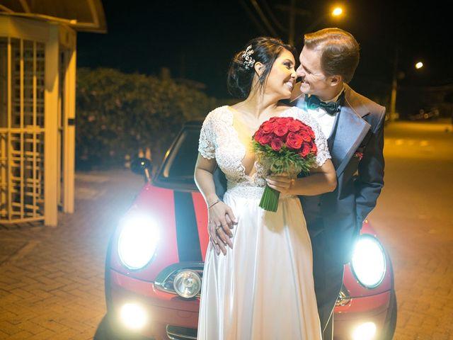 O casamento de Karine e Marcelo