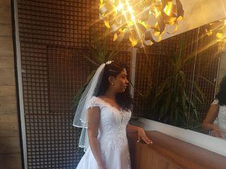 O casamento de Paloma e Prates 1