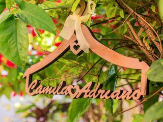 O casamento de Camila e Adriano 2