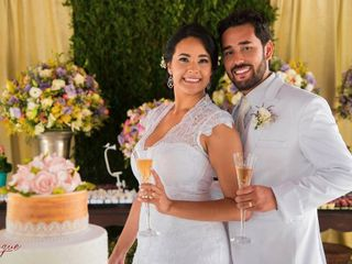 O casamento de Katarinne e Bruno
