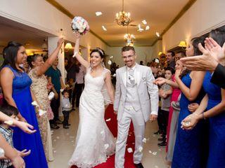 O casamento de Tábata e Jonatas