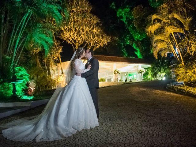 O casamento de Rebecca e Sérgio