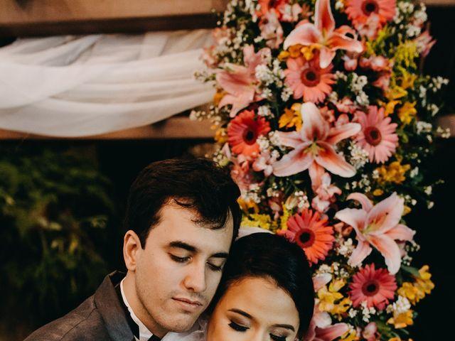 O casamento de Rafaela e Ygor
