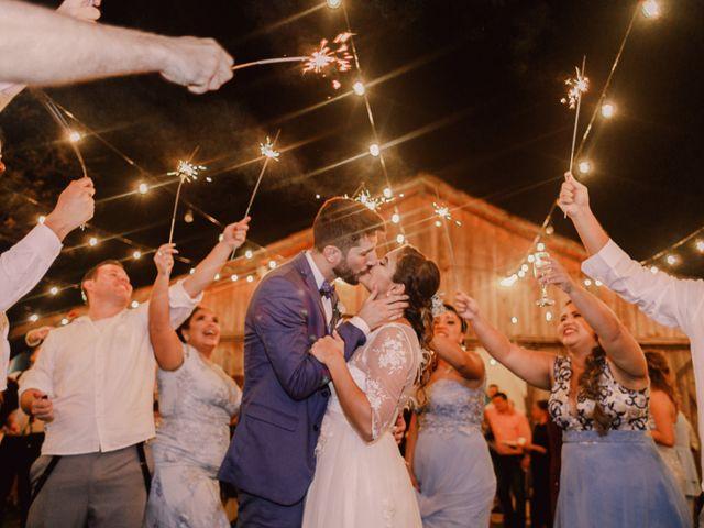 O casamento de Sâmela e Rodrigo