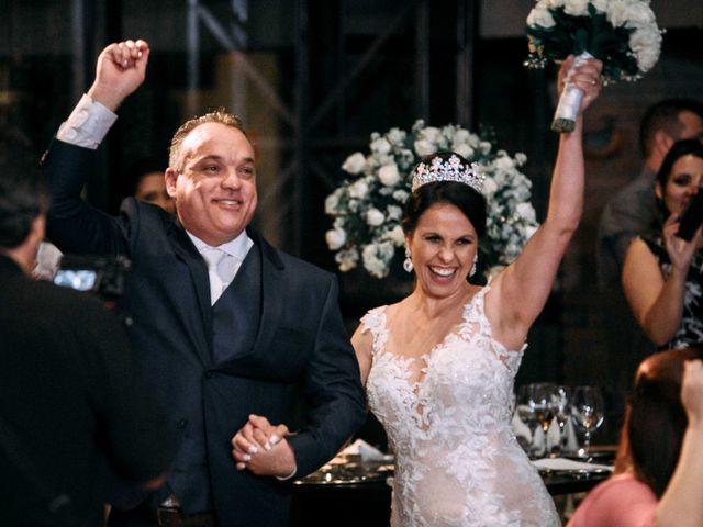 O casamento de Emiliana e Sandro