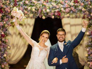 O casamento de Raquel e Laio