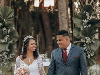 O casamento de Geovanna  e Augusto