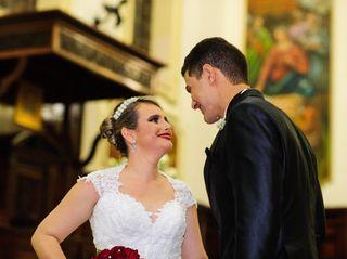 O casamento de Alex  e Lucimara 1