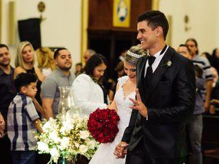 O casamento de Alex  e Lucimara 2