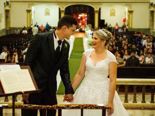 O casamento de Alex  e Lucimara