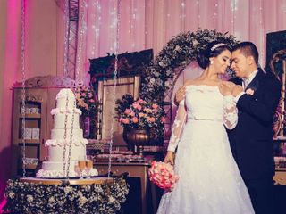 O casamento de Elizabeth  e Fernando