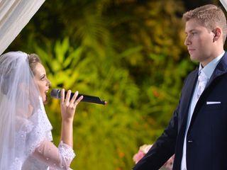 O casamento de Shirley e Bruno