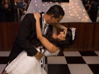 O casamento de Carla  e Anderson
