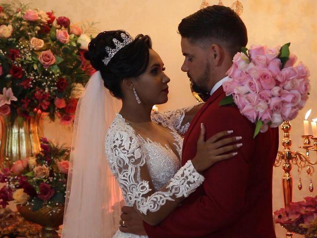 O casamento de Débora e Julio