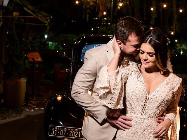 O casamento de Ana Larissa e Matheus
