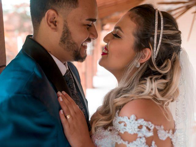 O casamento de Milena e Gean