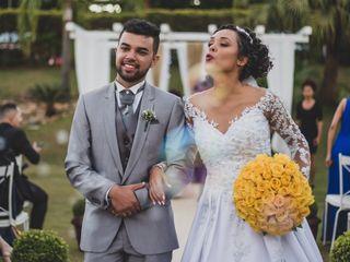 O casamento de Karina e Alexandry