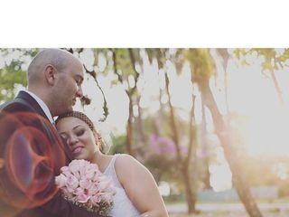 O casamento de Cristianne e Edson