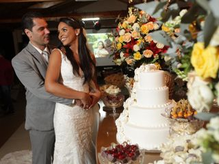 O casamento de Glauciene e Marcelo