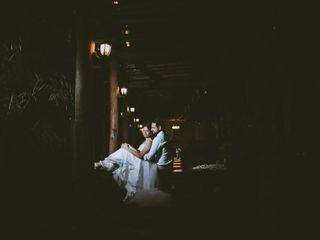 O casamento de Aline e Murilo