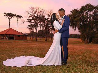 O casamento de Geseli e Samuel