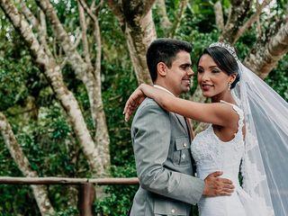 O casamento de Monica e Luciano