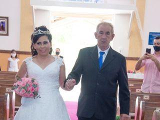 O casamento de Aline  e Antonio  1