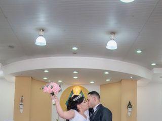 O casamento de Aline  e Antonio  3