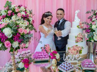 O casamento de Aline  e Antonio