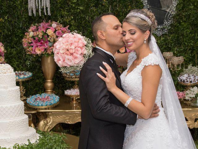 O casamento de Gabriela e Francis