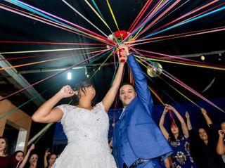 O casamento de Iara e Caio