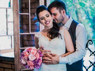 O casamento de Daniele e Thiago