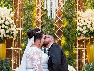 O casamento de Flaviany e Josephe 1