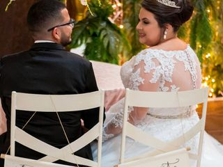 O casamento de Flaviany e Josephe