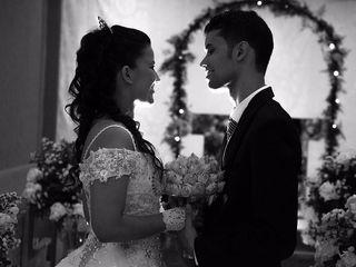 O casamento de Adriana e Josenildo 1