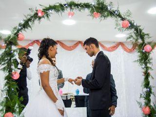 O casamento de Adriana e Josenildo