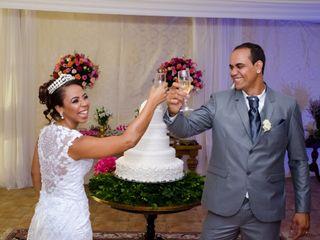 O casamento de Jamille e Gustavo