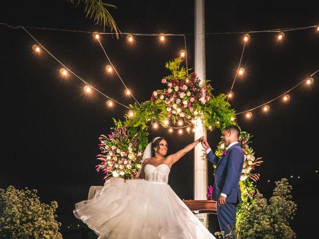 O casamento de Daniella e Édem