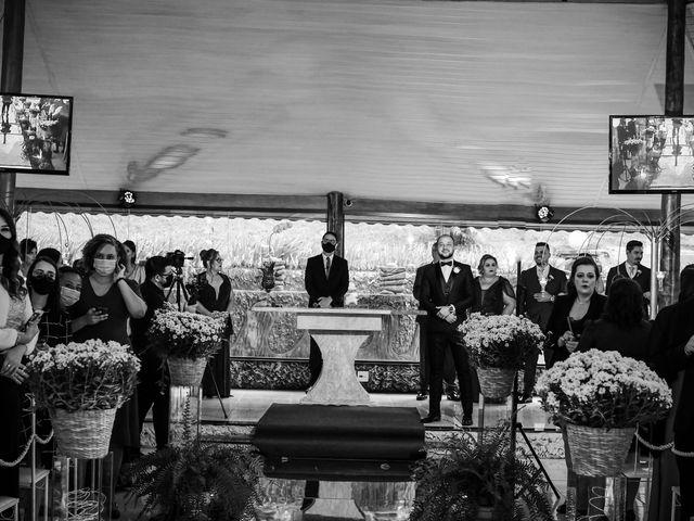O casamento de Marcus e Mariana em Mairiporã, São Paulo 19